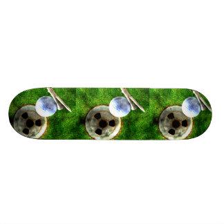 Play Golf Grunge Style Skateboards