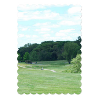 Play Golf Personalized Invitations
