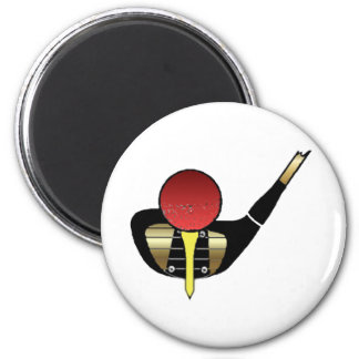 Play Golf Magnet