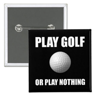 Play Golf Or Nothing Button