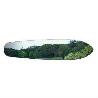 Play Golf Skateboard Deck