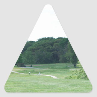 Play Golf Sticker