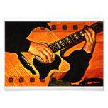 Play Guitar ! 7 x 5 Photographic Print