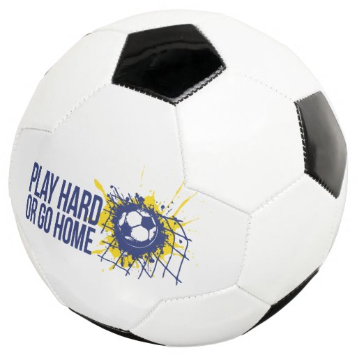 how to make a soccer ball at home
