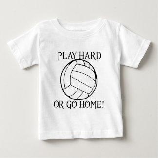 Play Hard or Go Home! Tees