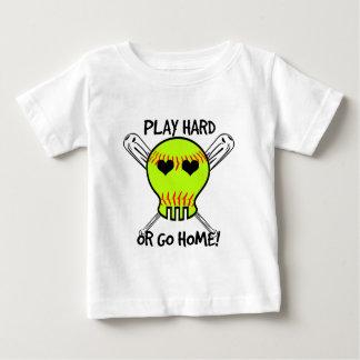 Play Hard or Go Home! Tee Shirts
