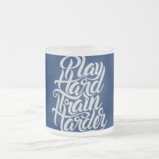 Play Hard. Train Harder! Mug
