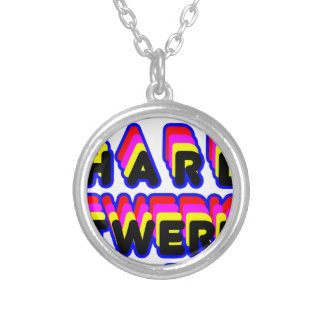 Play Hard Twerk Hard Necklace