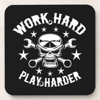 Play Harder Coaster
