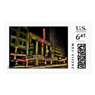 Play House Square USA Priority Mail Stamp