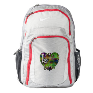 Play in Paint LOVE EARTH Backpack