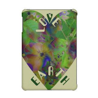 Play In Paint LOVE EARTH iPad Mini Cases