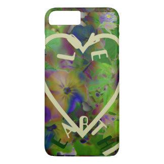 Play In Paint LOVE EARTH iPhone 8 Plus/7 Plus Case