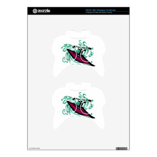 PLAY IN WATER XBOX 360 CONTROLLER SKINS