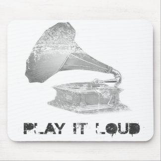 Play It Loud Mousepad
