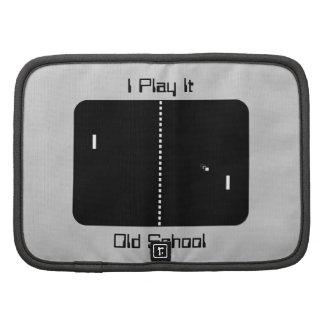 Play It Old School Folio Planner