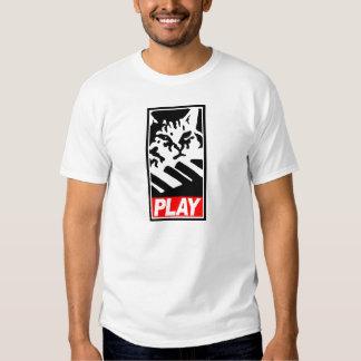 PLAY Keyboard Cat Shirt