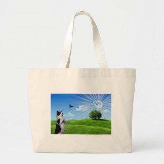 Play Large Tote Bag
