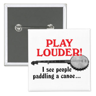 Play Louder Button