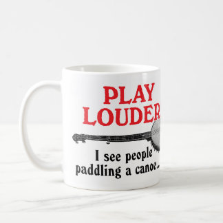 Play Louder Mug