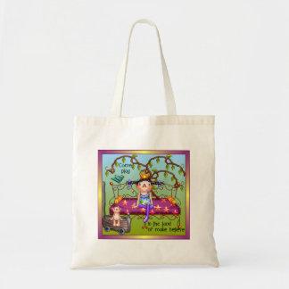 Play Make Believe Pixel Art Tote Bag