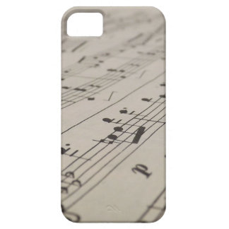 Play Me A Song iPhone 5 Case
