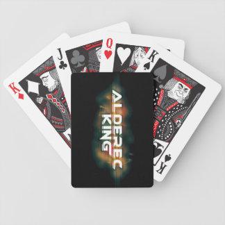 Play me Alderec King Poker Deck