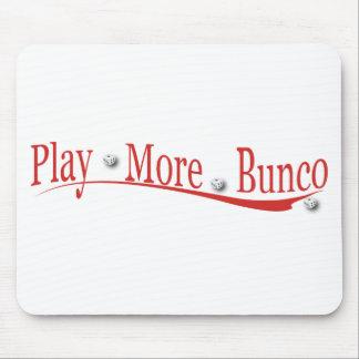 Play More Bunco Mousepad
