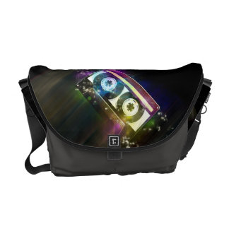 Play Music | Hipster Gifts Messenger Bag