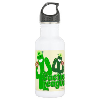 Play on Cactus League Water Bottle