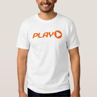 Play - Orange T-shirts