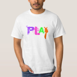 PLAY, Pediatric Occupational Therapy (economy Tee) T-Shirt