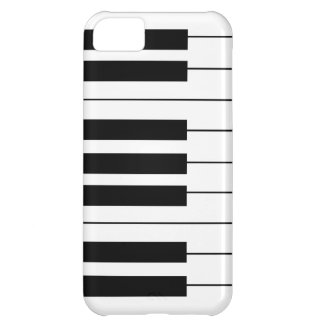 play piano music iPhone 5C cover