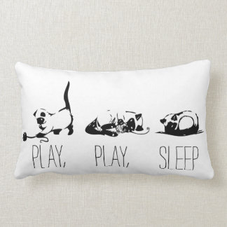 Play, Play, Sleep Pillow