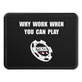 Play Poker Hitch Cover