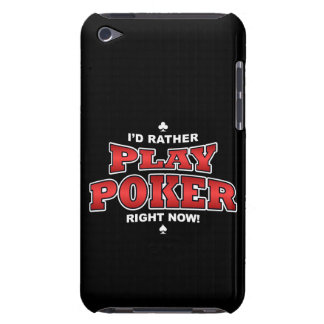 Play Poker iPod Touch 4G Case Speck iPod Touch Cover