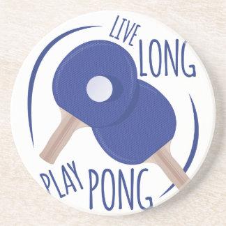 Play Pong Coaster