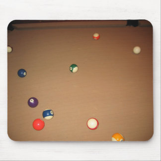 Play Pool Mouse Pad