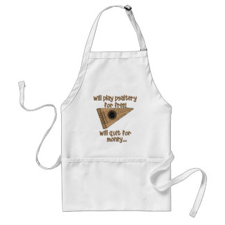 Play Psaltery For Free Adult Apron