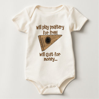 Play Psaltery For Free Baby Bodysuit