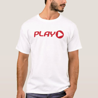 Play - Red T-Shirt