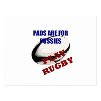 Play Rugby Postcard