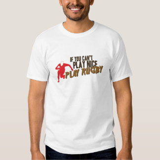 Play Rugby T-shirts