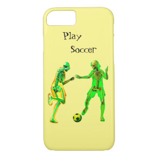Play Soccer iPhone 7 Case