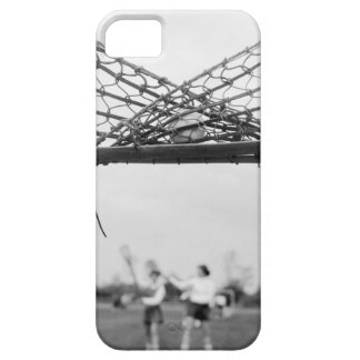 Play starts in a lacrosse team with the draw.Two iPhone 5 Covers