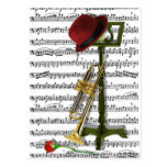 Play that Jazz Postcard