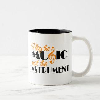 Play The Music Mug