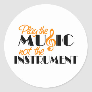 Play The Music Stickers