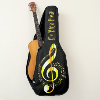 Play the Music Your Soul Wants to Hear!  Acoustic Guitar Case