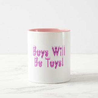 Play Things Two-Tone Coffee Mug